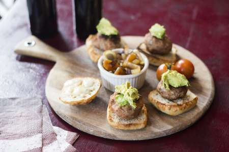 Appetizers for Your Game Day Shindig