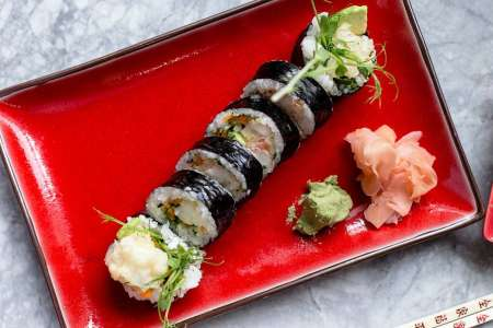 The Total Sushi Experience