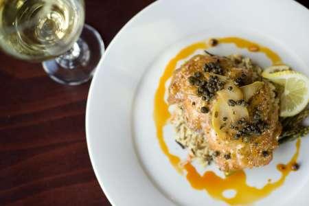 Gourmet Sardinian Seafood Menu