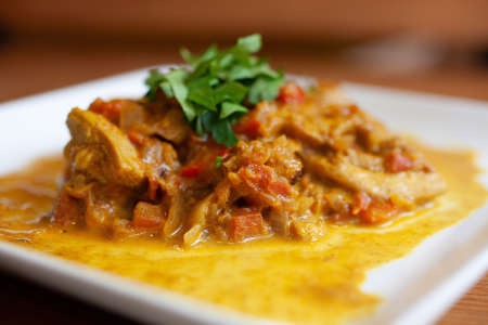 Classic Indian Butter Chicken