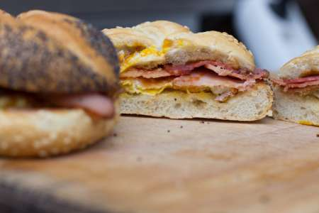 Classic Breakfast Sandwiches