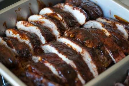 Korean BBQ Rib Dinner