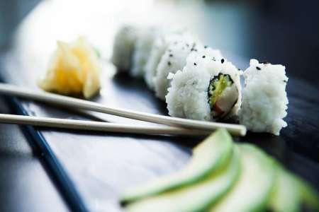 Sushi Basics in Monrovia