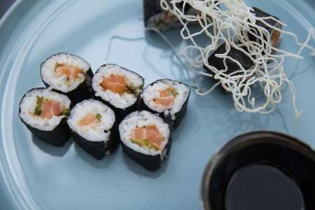Basic Sushi from Rice to Roll