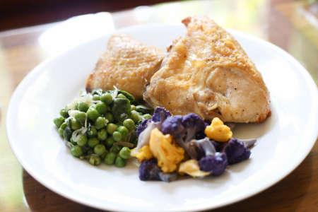 Comfort Chicken Dinner