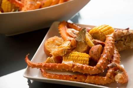 Crab Broil San Francisco