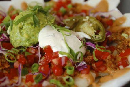 Mexican Raw Cuisine