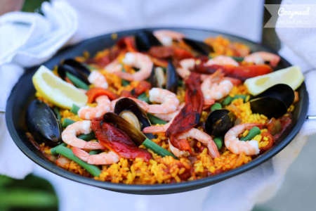 Paella-Making & Tapas Party for 2