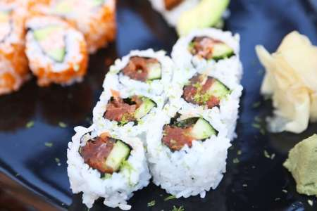 Let's Roll Sushi