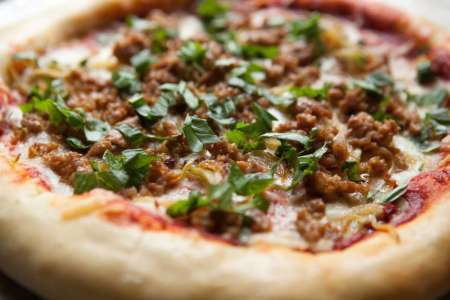 Italian Pizza from Scratch