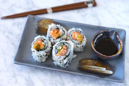 Sushi Rolls and More