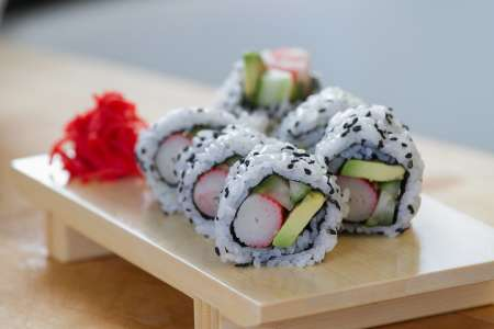 On a (Sushi) Roll