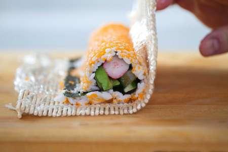 Sharpening Sushi Skills
