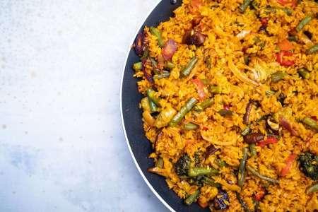 Paella and Mediterranean Cuisine
