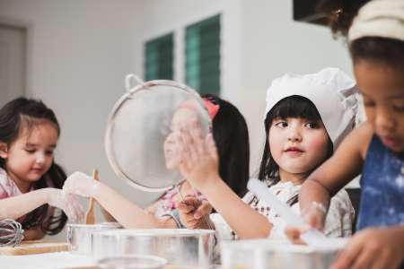 Continental Cooking for Kids