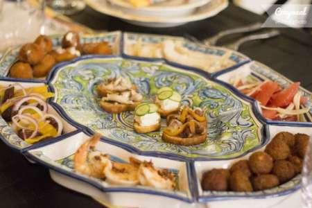 Italian Entertaining with Antipasti & Pasta