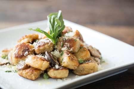 Rustic Vegetarian Italian