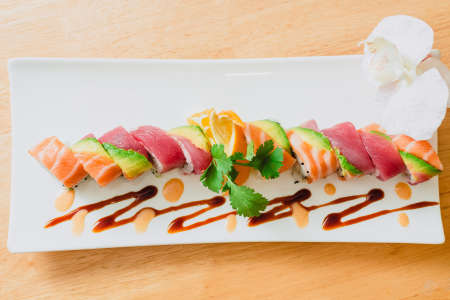 Show Stopping Sushi Creations