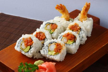 Handmade Sushi