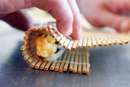 Sushi Roll Techniques