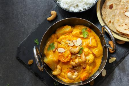 Healthy Seasonal Indian Cuisine