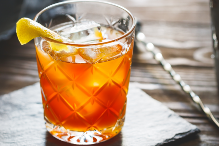 Girl Scout Cookie Cocktail Pairing