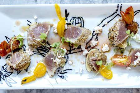Fine Dining Seafood Favorites