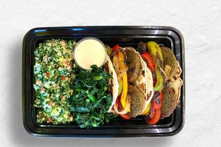 Handcrafted Vegetarian Feasts