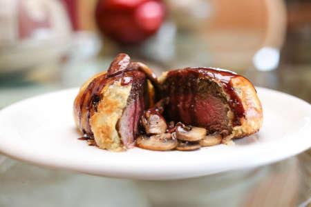 Perfecting Beef Wellington