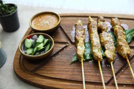 Southeast Asian Street Food Fare