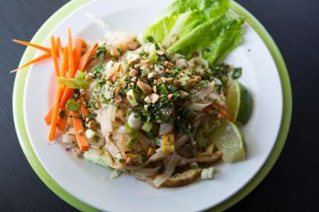 Traditional Thai With a Twist