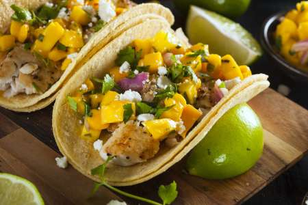 Fresh Flavors of Mexico