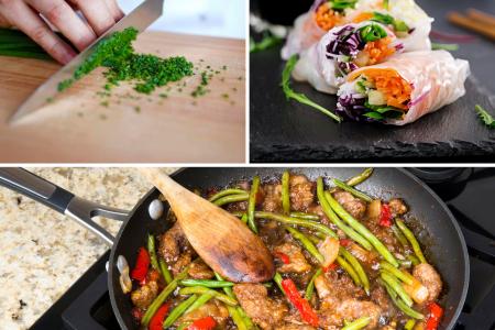 Must-Know Kitchen Knife Skills