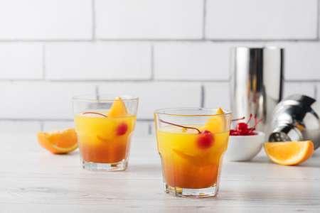 Classic Tiki Cocktails