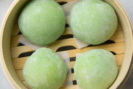 Homemade Mochi Ice Cream
