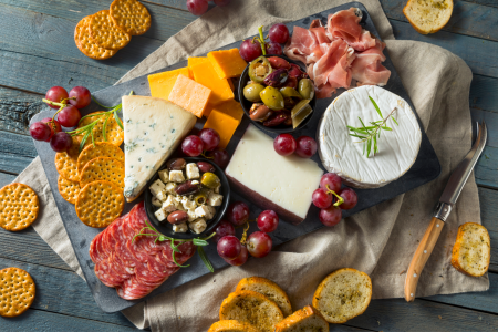 Cheese and Charcuterie Board Workshop
