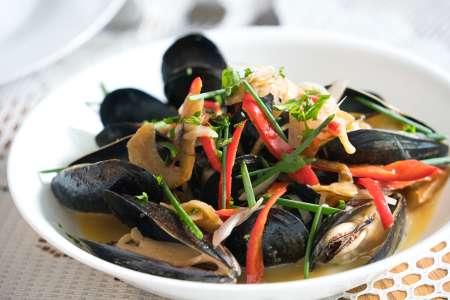 Stunning Seafood Spread