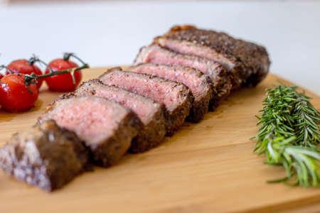 Parisian Steak Dinner