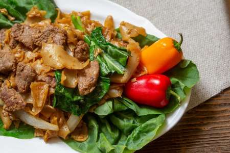 Thai Comfort Food