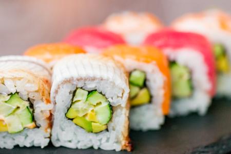 Market Fresh Sushi