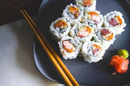 Uramaki Sushi and More