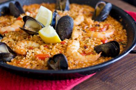 Master Authentic Spanish Paella