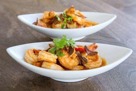 Gourmet Asian Fusion Fare