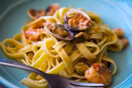 Classic Italian Seafood Feast