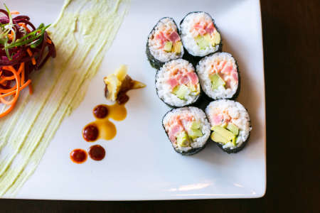 Speciality Maki and More