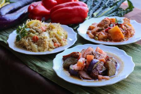 filipino vegan dishes
