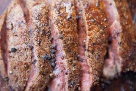 Garden Steak Dinner