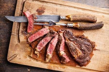Seasonal Chimichurri Steak Dinner