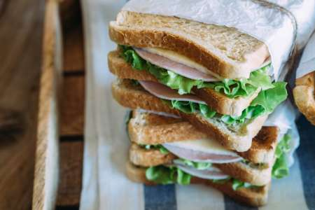 Sophisticated Soup and Sandwich Menu
