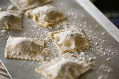 Handmade Fresh Ravioli